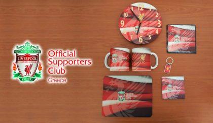 Συνεργασία της AlphaByte με την Πανελλήνια λέσχη φίλων Liverpool FC