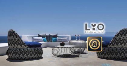 Εγκατάσταση symPOSium Web POS στο LYO Boutique Hotel
