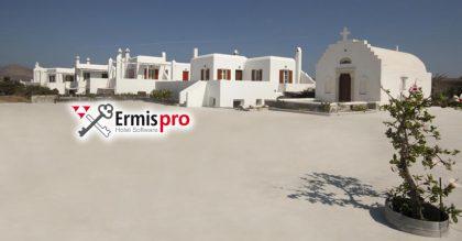 Εγκατάσταση Ermis Pro στο Ibiscus Villas